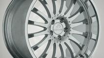 Carlsson Ultra Light 16-spoke wheel