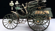Benz Victoria Vis-à-Vis of 1893