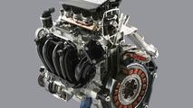 New Honda 3-stage i-VTEC Hybrid Engine