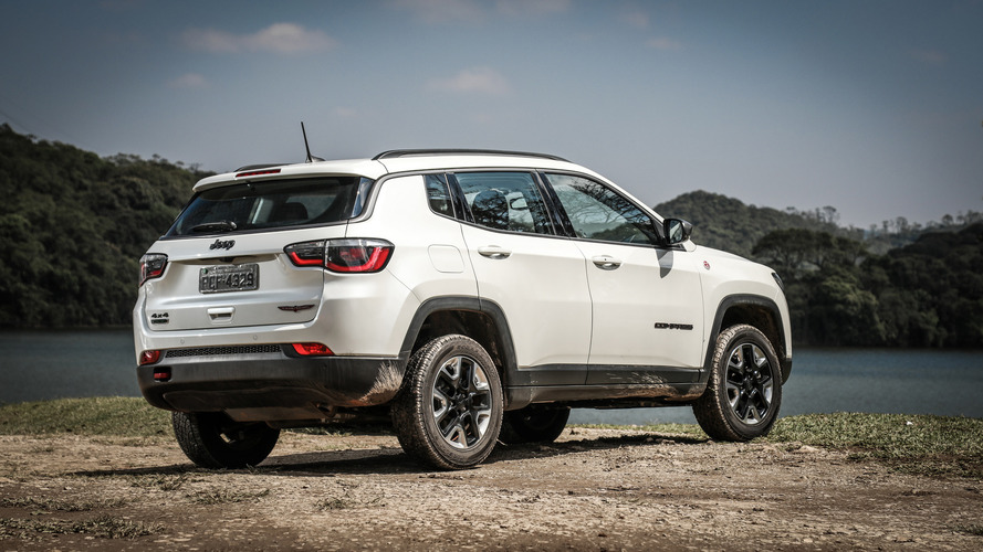 Teste Jeep Compass Trailhawk