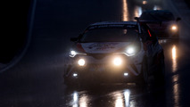 Toyota Gazoo Racing C-HR at the 24 hours of Nurburgring