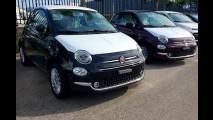 Flagra: primeira foto interna do novo Fiat 500 revela sistema multimídia