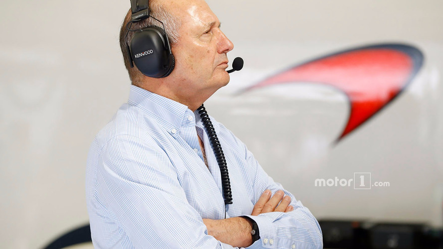 McLaren chairman Ron Dennis forced to step down after 35 years