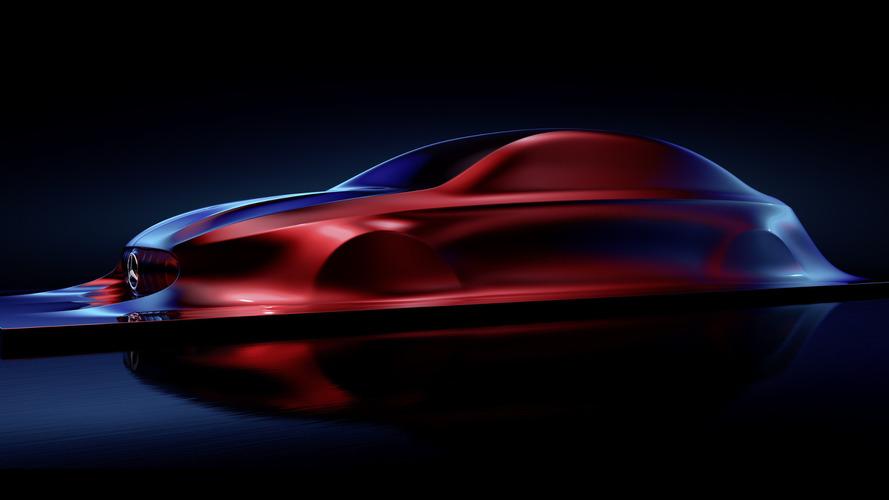 Mercedes-Benz Aesthetics A Sculpture antecipa o Classe A Sedan