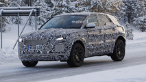 2018 Jaguar E-Pace spy photo