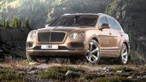 Bentley ilk Bentayga modellerini müşterilere teslim etti.