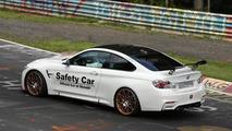 2016 BMW M4 GTS spy photo