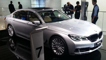 BMW 7-Series in Frankfurt 2015