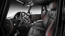 Mercedes-Benz G500 4x4 by Brabus