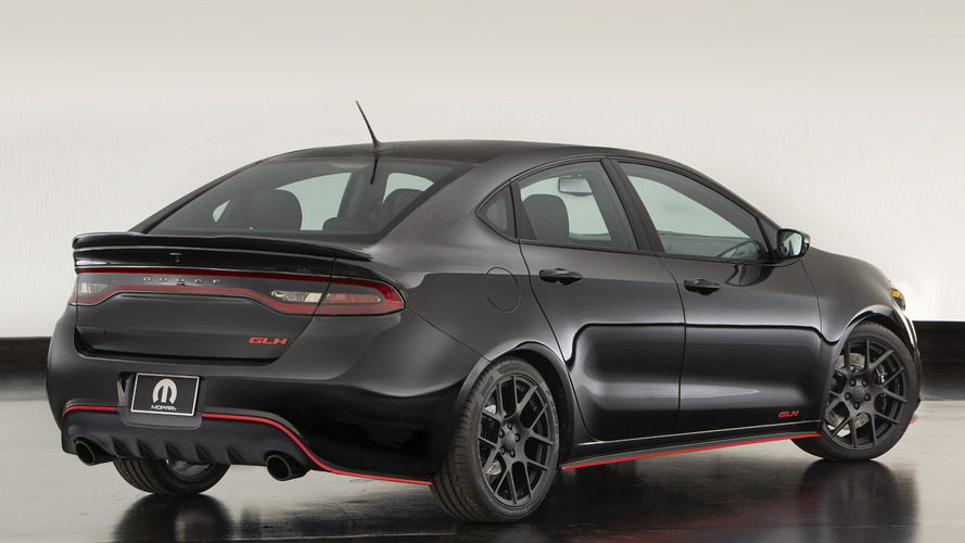 Dodge Dart GLH concept brings its hellish good looks to SEMA