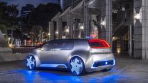 Concept Mercedes-Benz Vision Tokyo plug-in hybrid