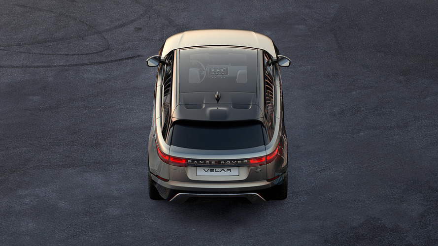 Velar is Land Rover's newest Range Rover model