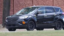 2019 Ford Escape Energi Plug-In Hybrid spy photo