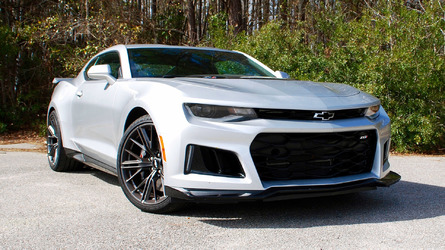 Right-Hand Driver Chevy Camaro ZL1 Conversion Lets Aussies Rejoice