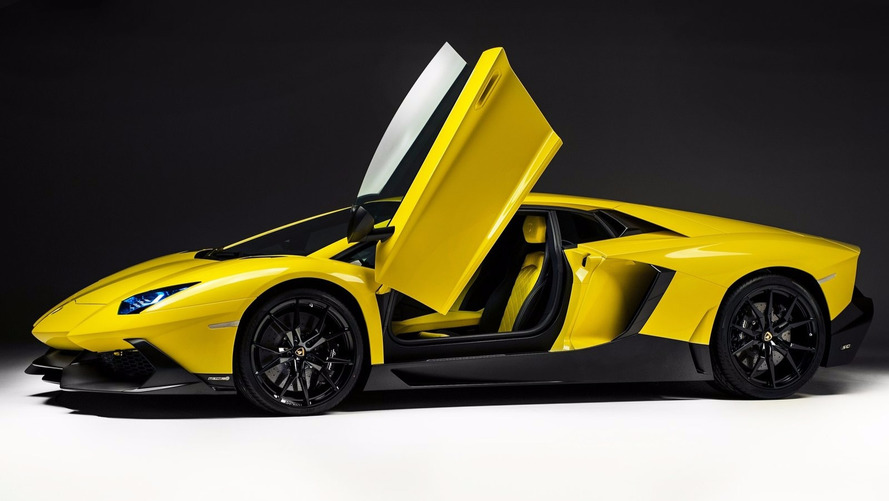 Aventador LP 720-4 50th Anniversario