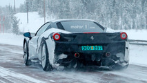 Ferrari 488 Spy Shots