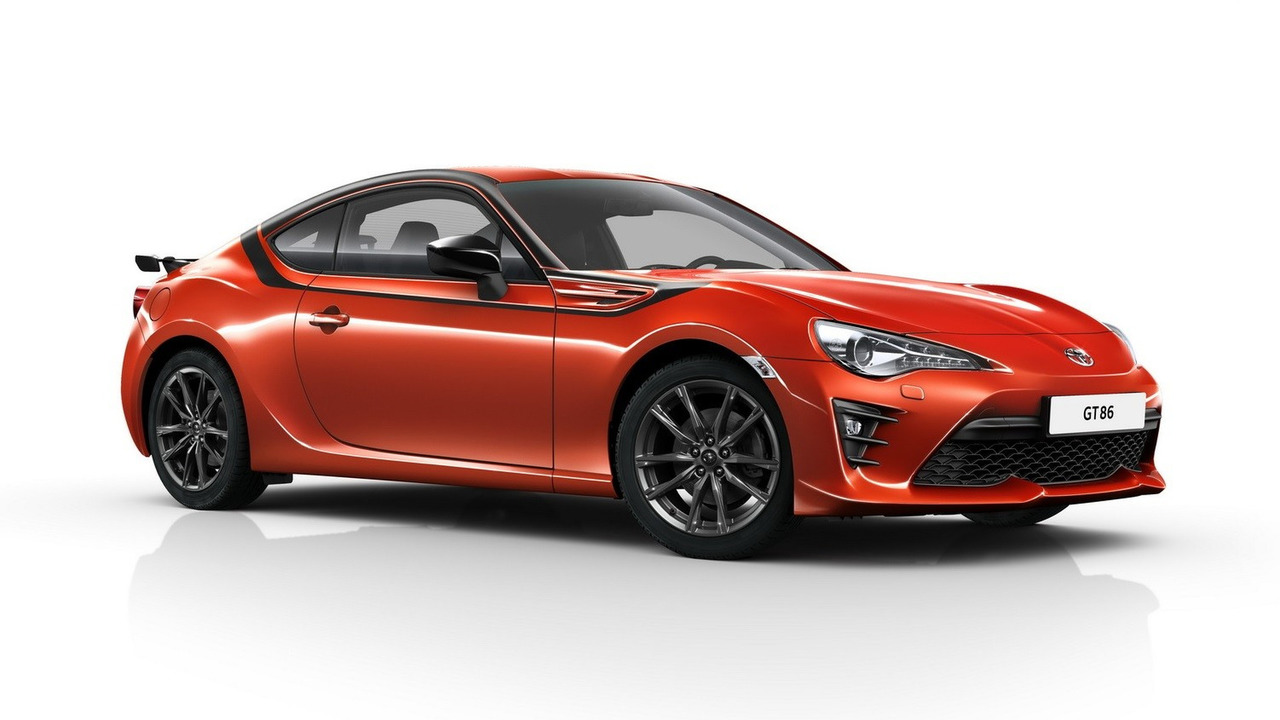 toyota gt86 tiger special edition photos. Black Bedroom Furniture Sets. Home Design Ideas