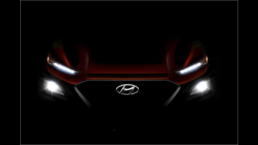 Hyundai erweitert die SUV-Palette nach unten