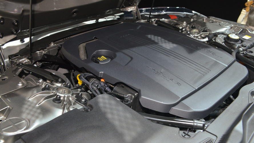 Jaguar F-Type 2018 4-cilindros