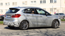 2018 BMW 2 Series Active Tourer facelift spy photo