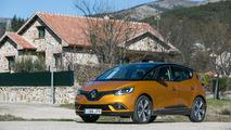 Prueba Renault Scénic 2017