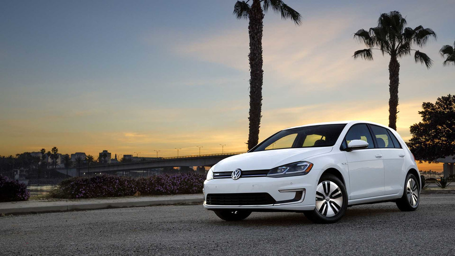 2017 VW e-Golf Gets Price Hike, But You Do Get More Power, Range