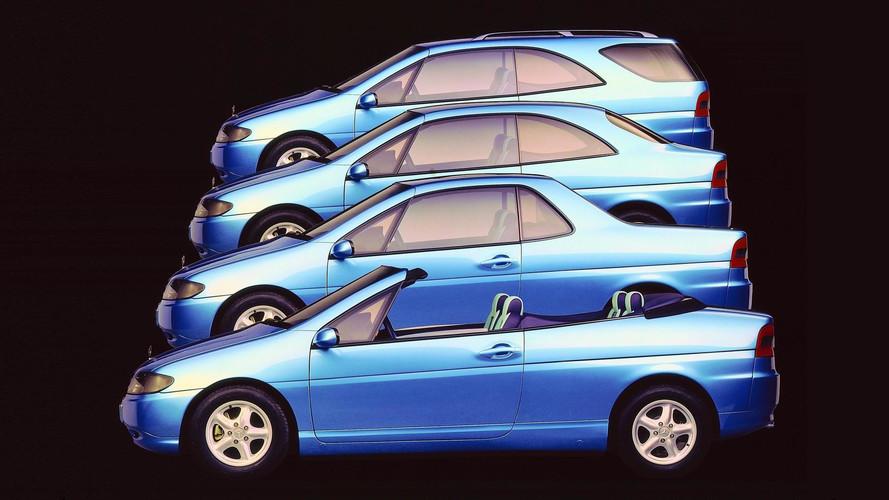Unuttuğumuz Konseptler: 1995 Mercedes Vario Research Car