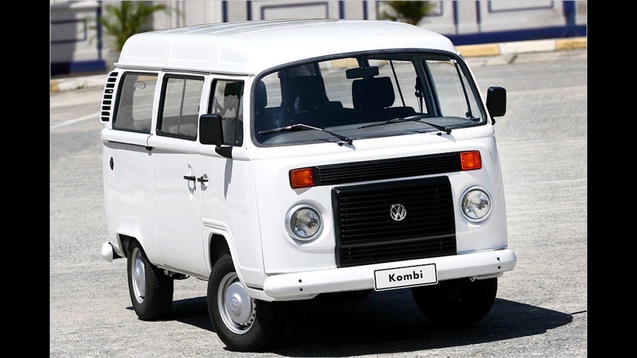 VW T2 in Brasilien