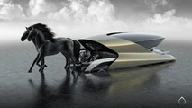 Camal Viva assisted carriage concept