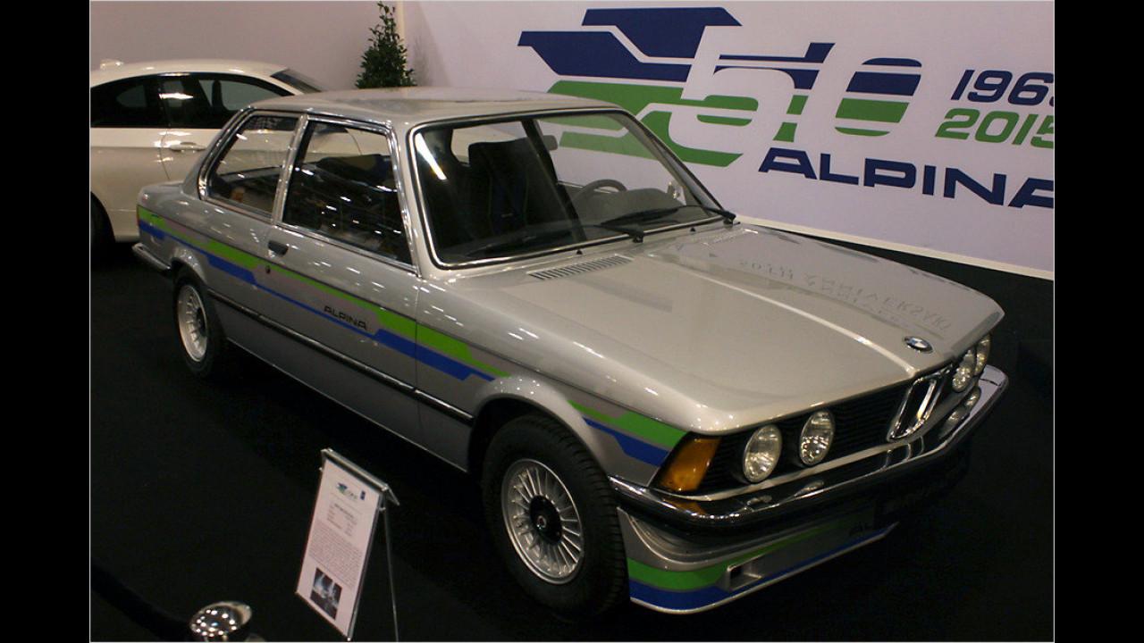 BMW Alpina 320 A4 (E21)