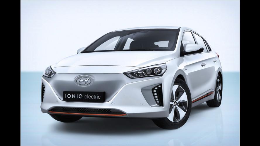 Hyundai Ioniq: Das Öko-Trio