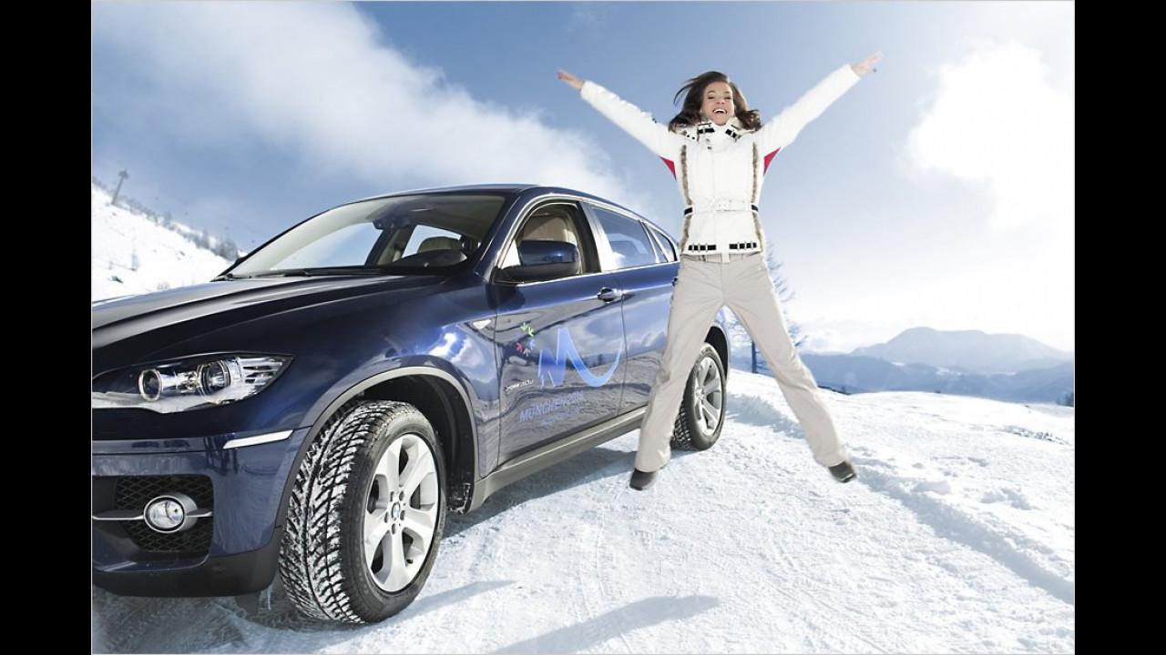 Katarina Witt: BMW X6