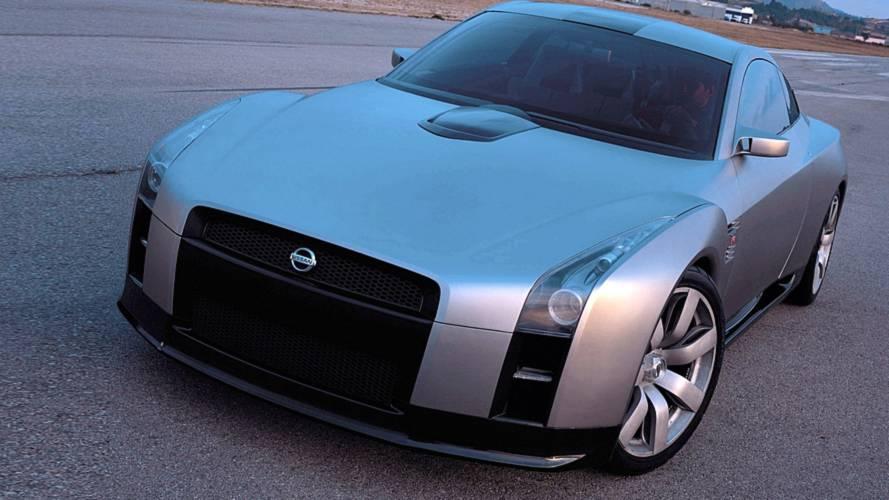Nissan Skyline GT-R concept 2001