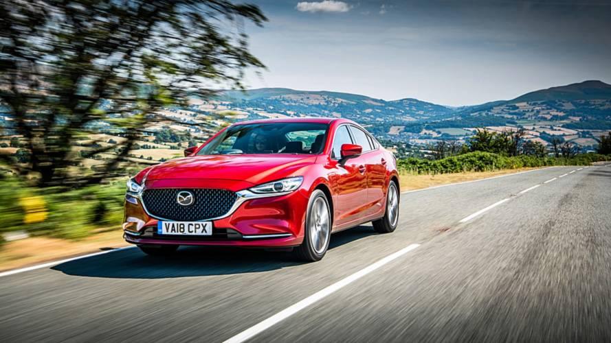 Mazda 6 UK lineup revealed