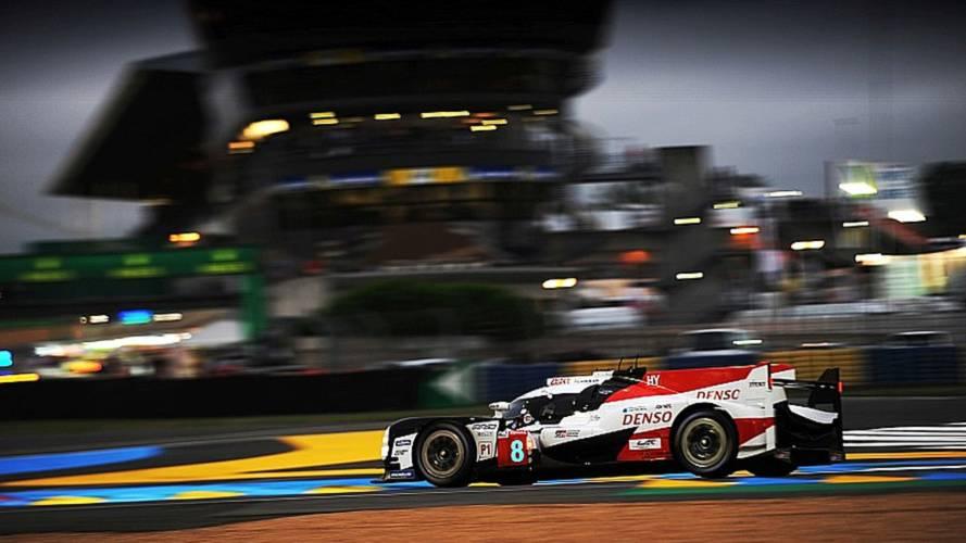 Le Mans: Alonso completa un relevo nocturno de leyenda