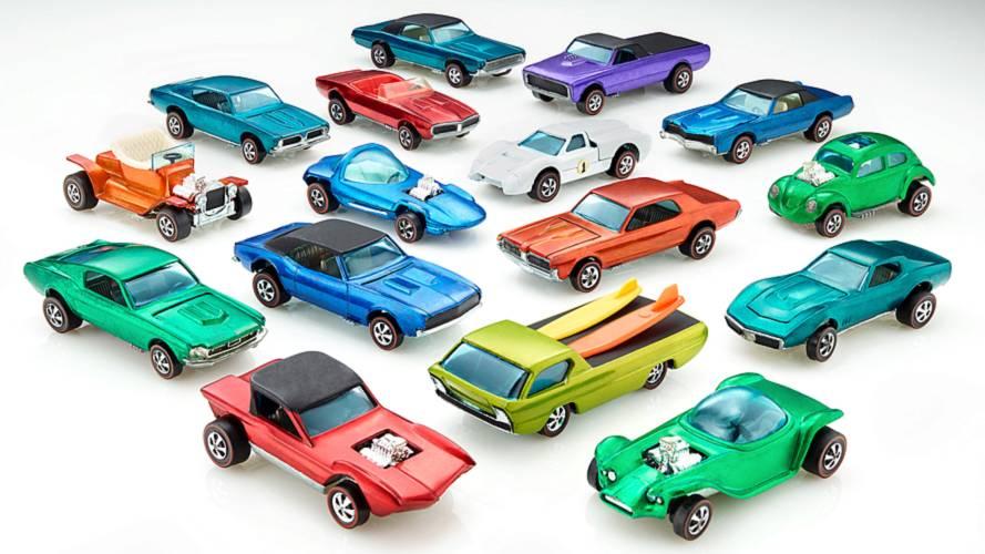 Hot Wheels, la passione per le automobiline compie 50 anni