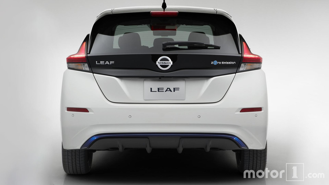 2018 Nissan Leaf vs 2014 Nissan Leaf