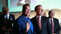 Hummer H1 eléctrico Arnold Schwarzenegger