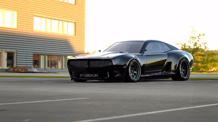 This Pontiac Firebird Concept Is Retro Done Right