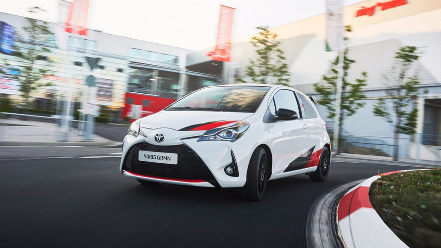 Toyota GR Series Will See Life In U.S. Under TRD Brand