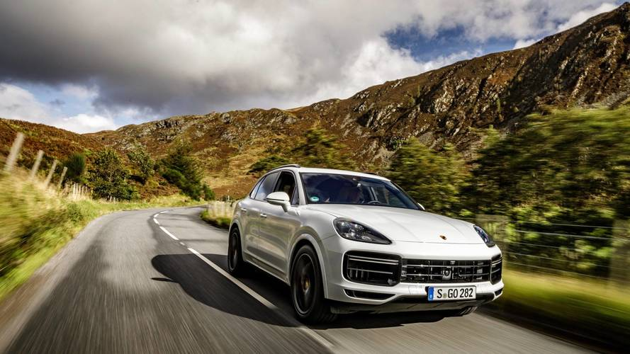 2017 Porsche Cayenne Turbo first drive: Predictably brilliant