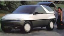 1988 Ford Bronco DM-1 konsepti