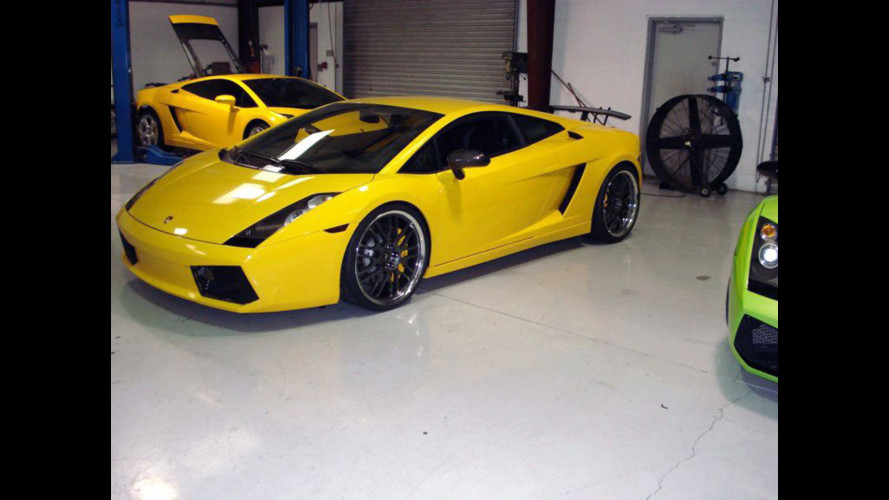 Heffner Peformance Gallardo: 930 CV (alla ruota!)