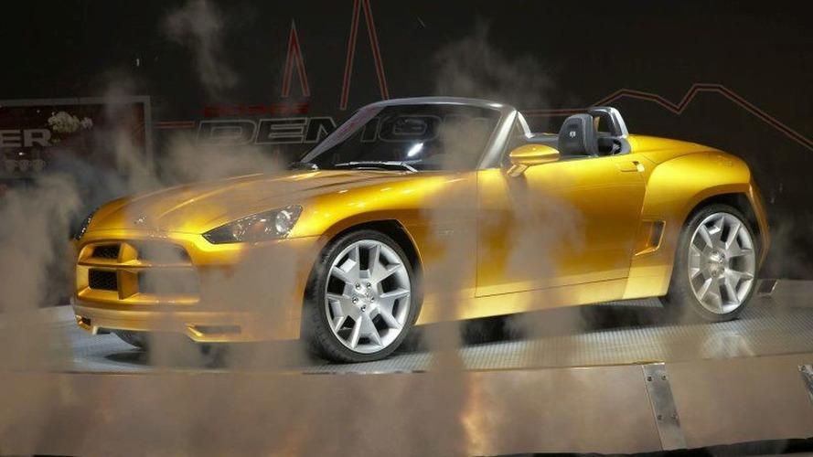 Geneva Motor Show: Dodge Demon Concept Unveiled