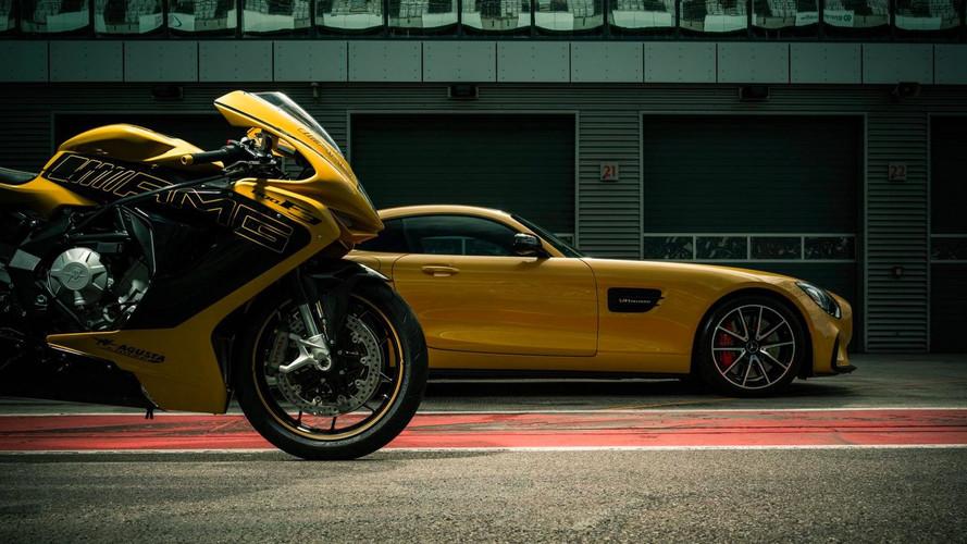 Mercedes-AMG et MV Agusta, c'est (déjà) fini!