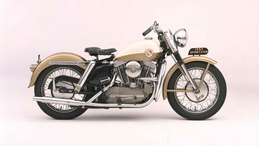 La mítica Harley-Davidson Sportster cumple 60 años