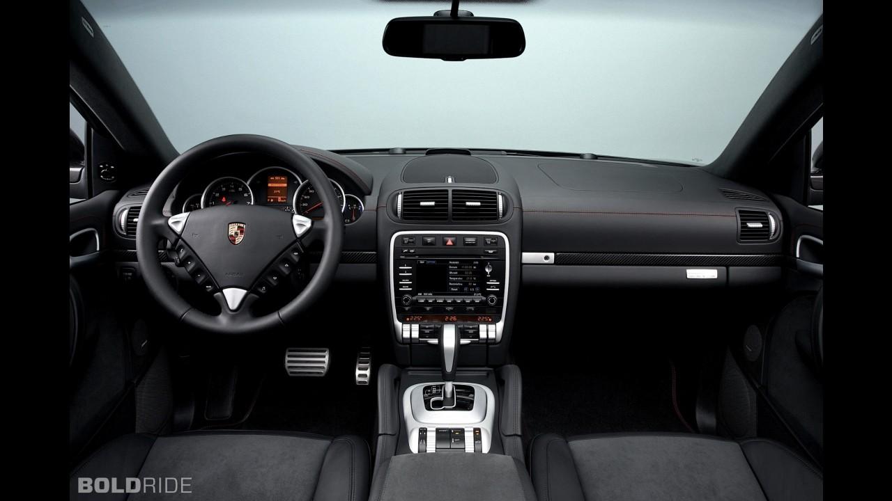 Porsche Cayenne GTS Porsche Design Edition 3