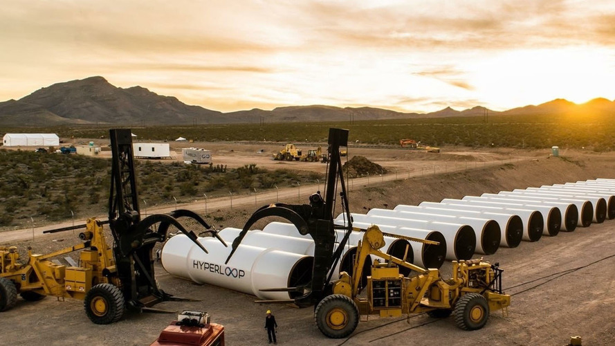 Successful Hyperloop test shows the tech actually works