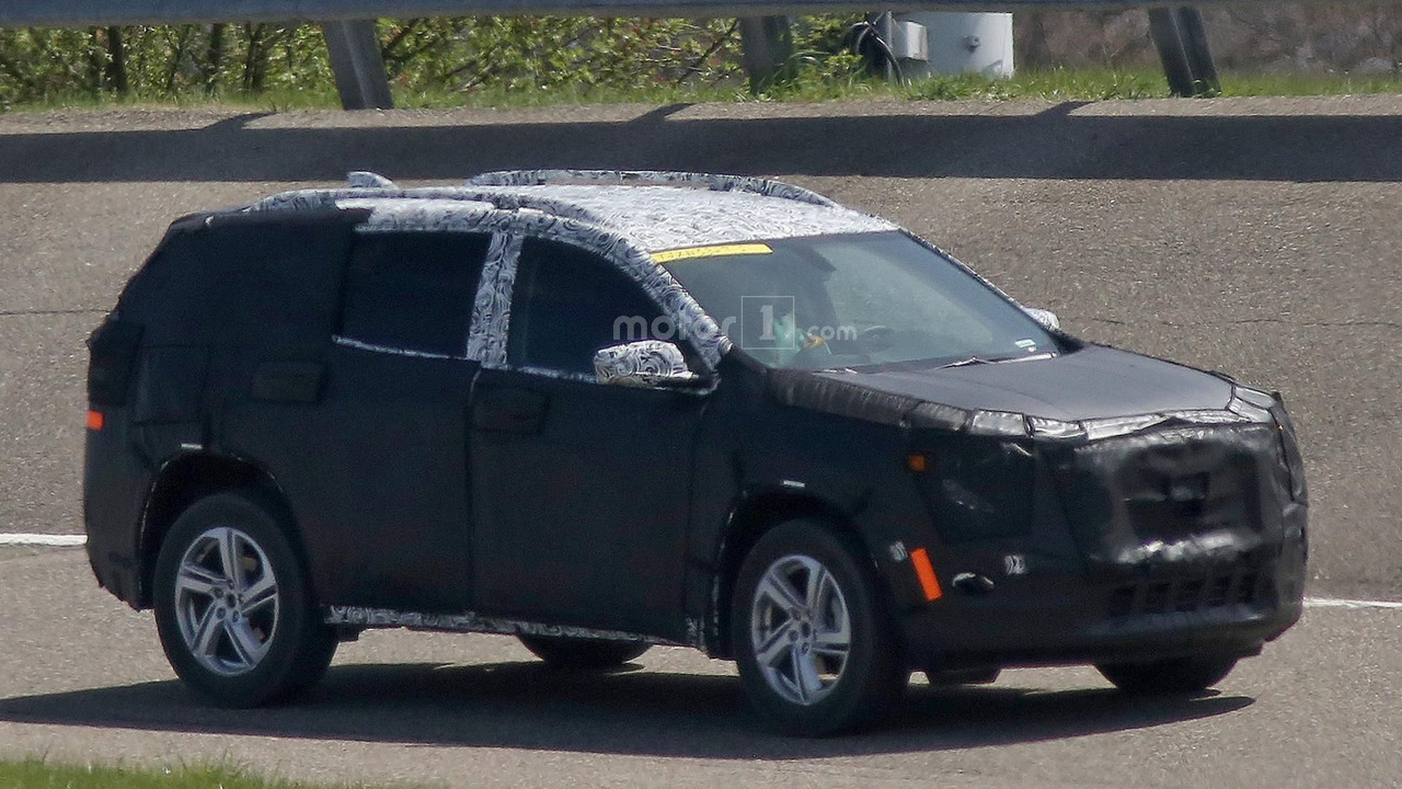 2018 gmc terrain rendering. brilliant terrain 2018 gmc terrain spy photo in gmc terrain rendering