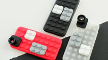 Squidcam iPhone6 Case with 4 Lenses